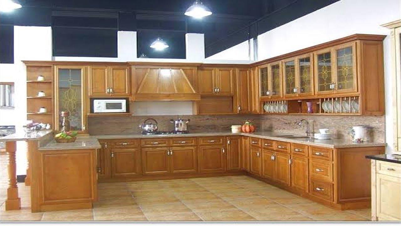 Kitchen Cabinets Design In Pakistan - Kitchen and Bath
