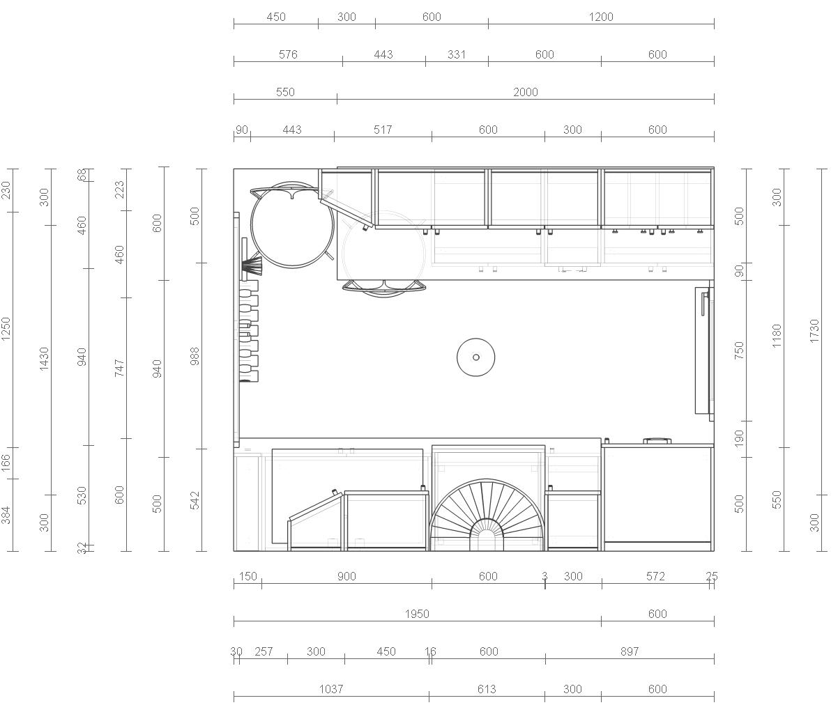 Kitchen Design Ideas With Dimensions Kitchen And Bath