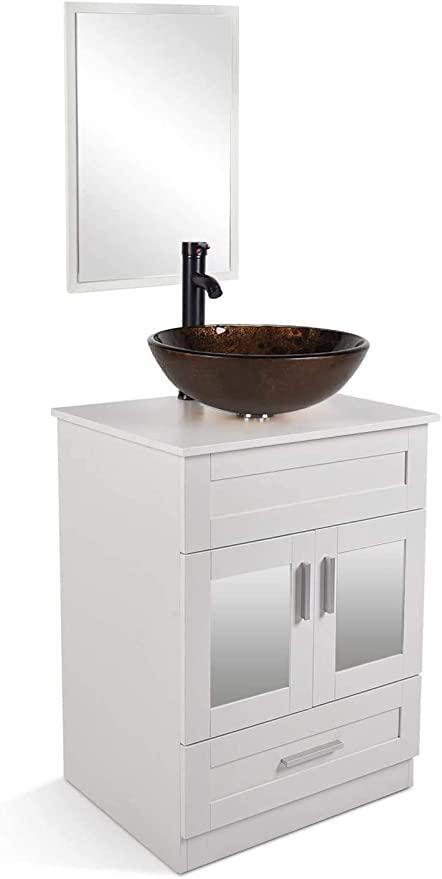 Bathroom Cabinet Sink On Top