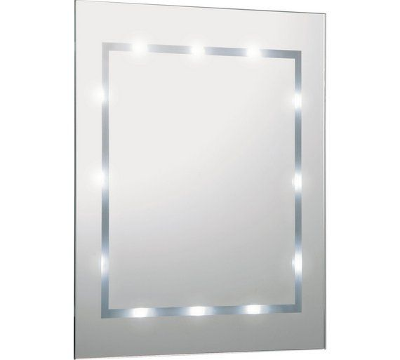 Bathroom Mirror Cabinet With Lights Argos